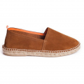 Men's brown Leather 17 Camping