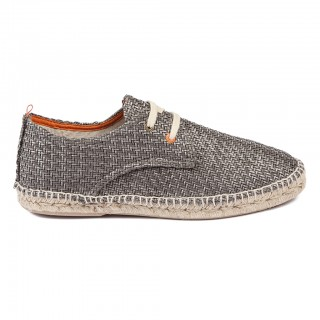 Men's Grey 17 Raffia Blucher