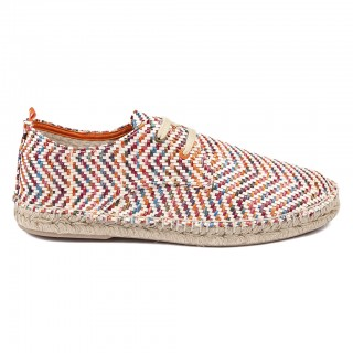 Men's Multicolor 17 Raffia Blucher
