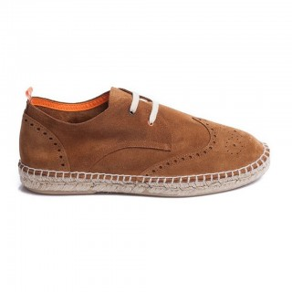Men's brown 17 Leather Oxford