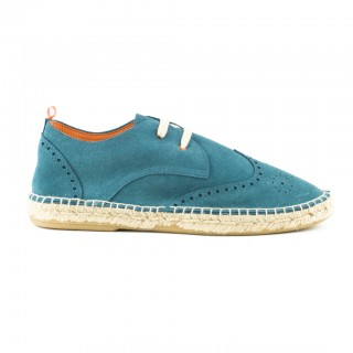 Men's sea water Leather Oxford