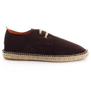 Blucher piel chocolate