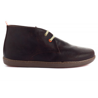 Men's leather Coffee Boot