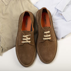 Men's Blucher shoes