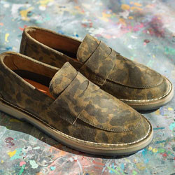 Men's Handmade Moccasin shoes