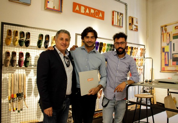 Abarca Shoes en Pitti Uomo 2016